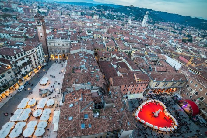 Verona, the city of love