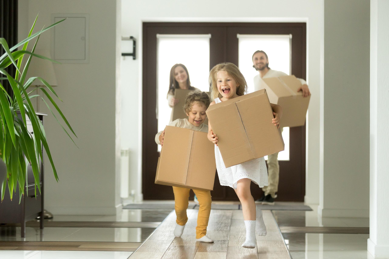 Compravendite immobiliari famiglie
