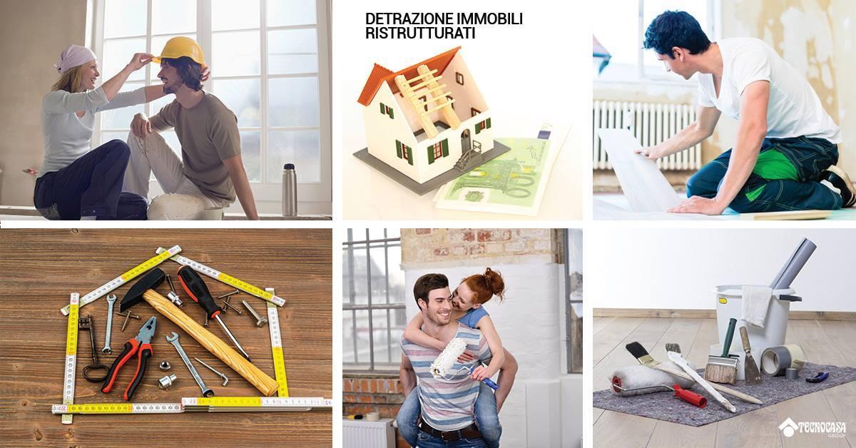 Detrazione spese per interventi di recupero del patrimonio edilizio