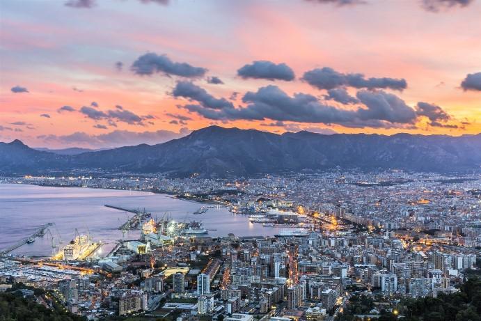 Mercato immobiliare Palermo I sem 2019