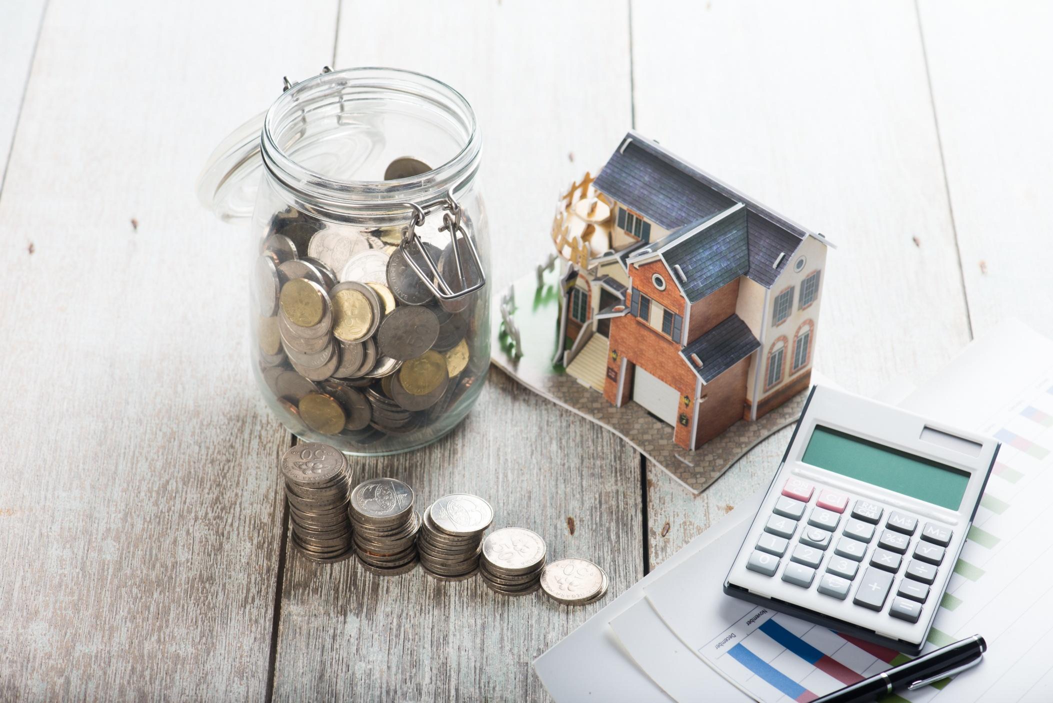 Mutui in calo da inizio anno
