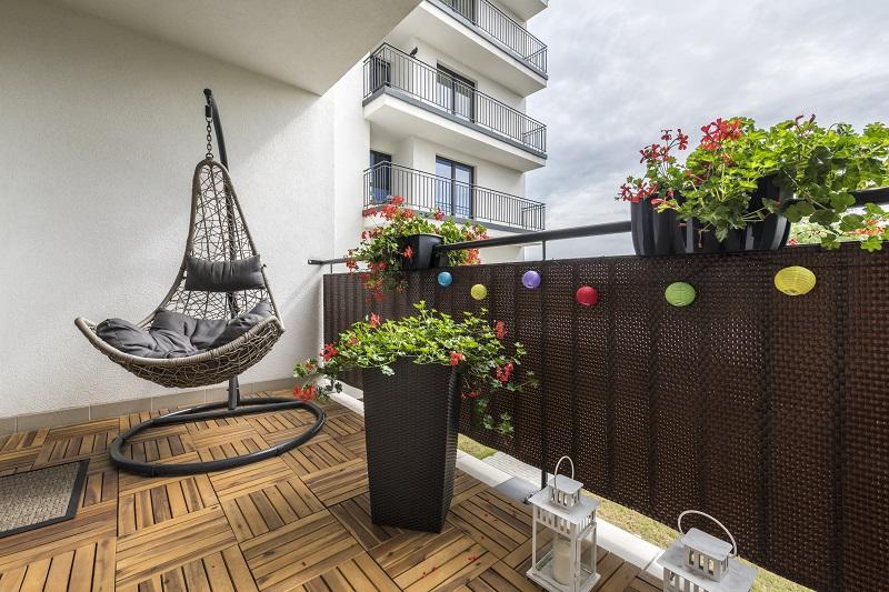 quadrotti balcone