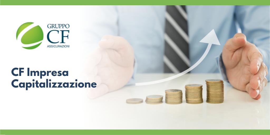 """Il Gruppo CF lancia """"CF Impresa – Capitalizzazione"""""""