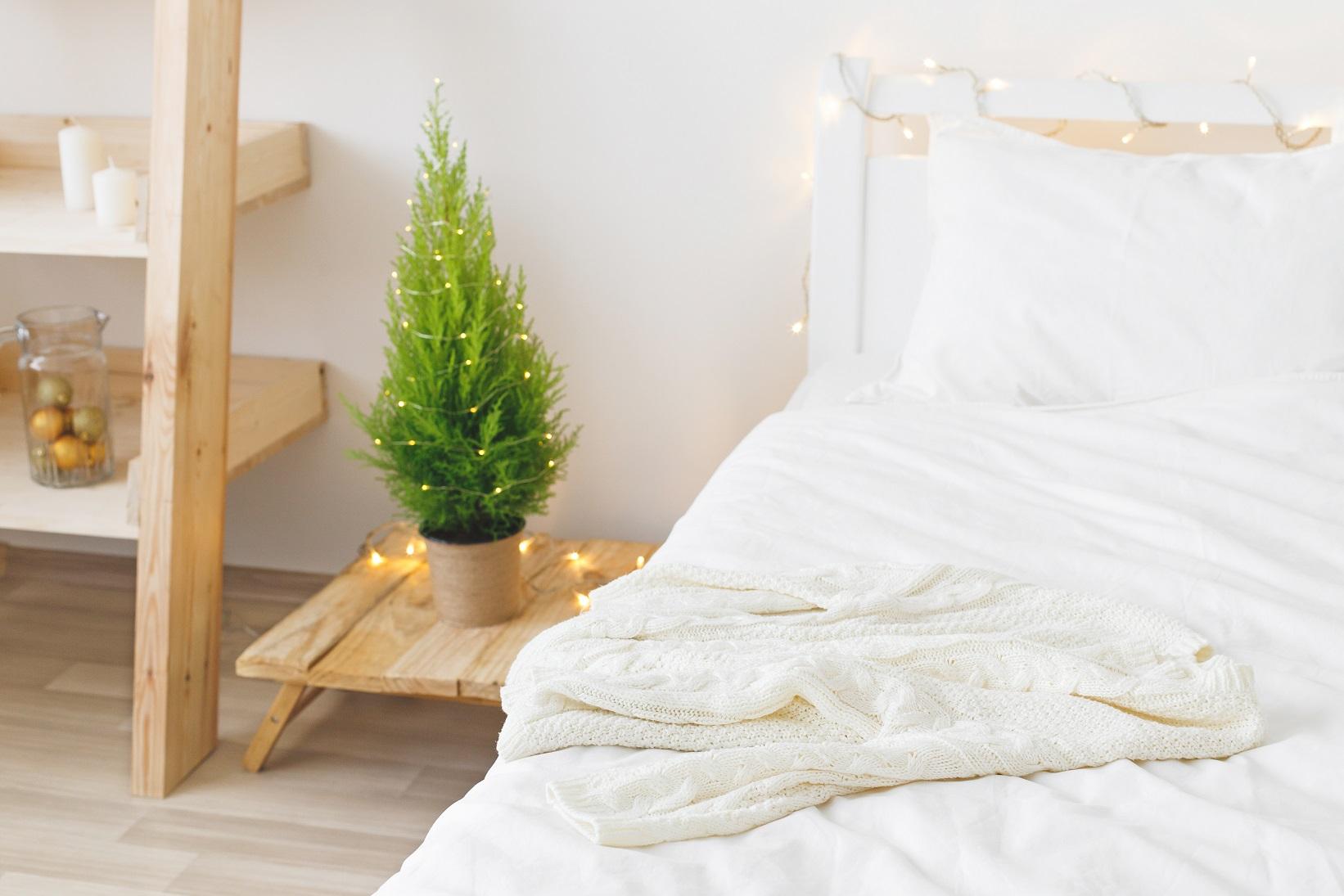 Decorazioni Natalizie Per La Camera decorazioni di natale per la casa: idee semplici ma eleganti