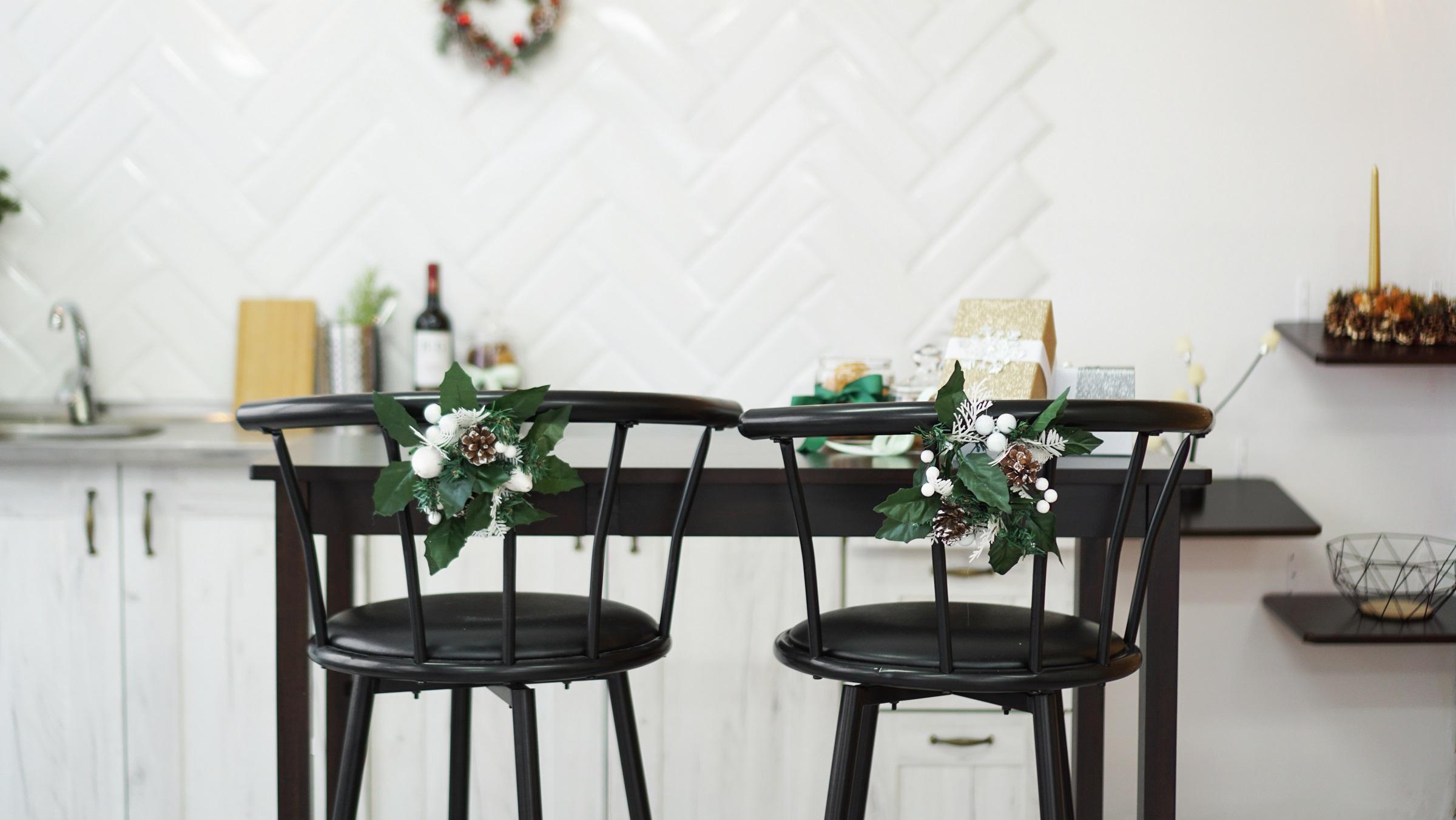 Decorazioni Natalizie Low Cost decorazioni di natale per la casa: idee semplici ma eleganti