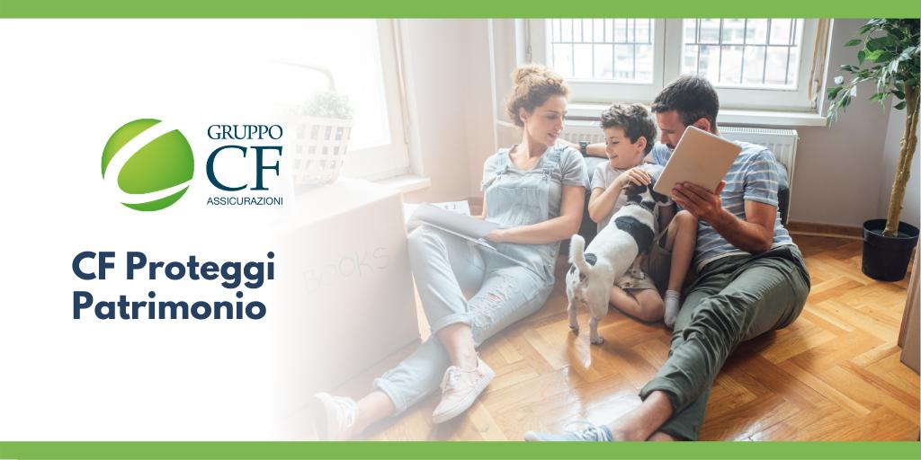 """CF Assicurazioni lancia """"CF Proteggi Patrimonio"""""""